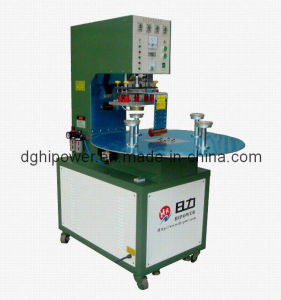 High Frequency Cylinder Bottom Lid Welding Machine (HY-5000ETY)