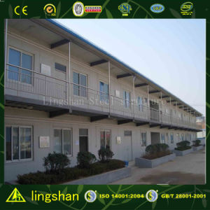 Modern Prefabricated House with ISO9001: 2008 (LS-MC-037) pictures & photos