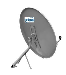 1.5m Offset Satellite Dish Antenna with High Gain Certification pictures & photos