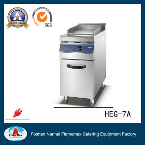 Electric Griddle with Cabinet Freestanding Gas Cooking Range (HEG-9A) pictures & photos
