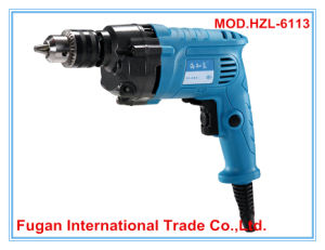 Power Tools Electric Hand Drill Impact Drill 13mm 880W (HZL-6113)