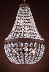Crystal Chandelier Lamp (WHG-771) pictures & photos