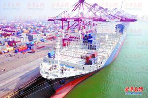 Door to Door Ocean Freight From Guangzhou to Brisbane, Australia