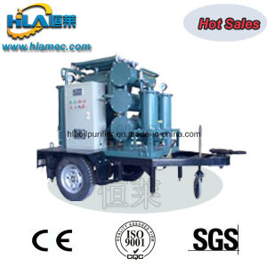 Mobile with Towing Vacuum Transformer Oil Purifier pictures & photos