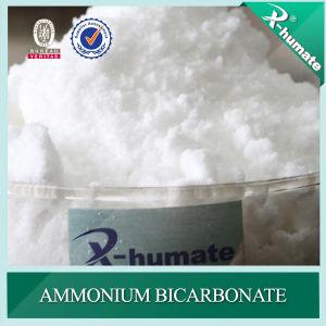 SGS Certify Food Grade 99.2%-100.2% Ammonium Bicarbonate pictures & photos