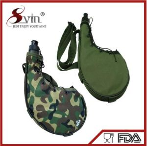 Outdoor Military Water Canteen with Custom Logo
