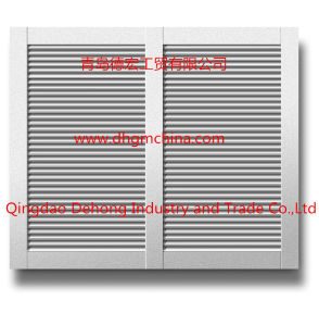 Aluminium Linear Air Condition Vent Wall Louvers/Window Shutter pictures & photos