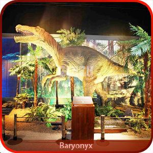 Lifesize Toy Artificial Animatronic Dinosaur pictures & photos