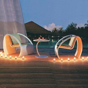Cheap Rattan / Wicker Garden Sofa Set / Outdoor Furniture Beach Sofa Set Z300 pictures & photos