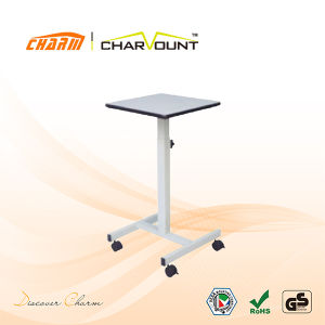 Wooden Height Adjustable Laptop Stand Used for Projector and Laptops (CT-PRT-001) pictures & photos