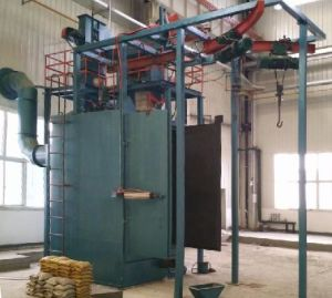 Hoist Type Shot Blasting Machine pictures & photos