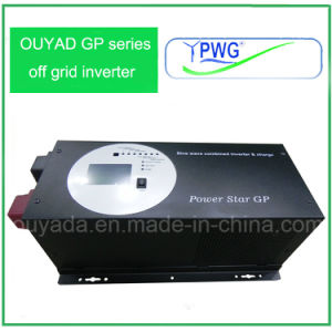 UPS High Quality Pure Sine Wave with Charger off Grid Inverter pictures & photos
