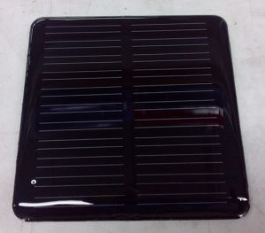 65X65mm Small Solar Panel, 5V100mA pictures & photos