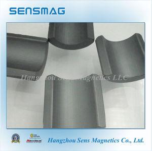 Professional Arc Segment Permanent Magnet Ferrite Magnet for Motor pictures & photos