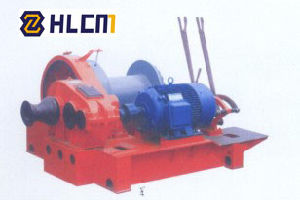 Winch with SGS (hlcm) (JKL-10) pictures & photos