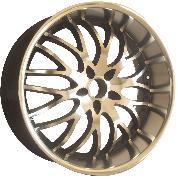 Alloy Wheels (ZW-CAI005)