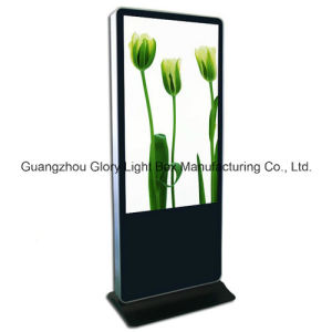Exactly New Panel Screen 46 Inch LCD Monitor Standing pictures & photos