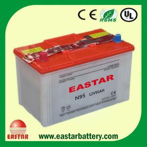 JIS Maintenance-Free Car Battery (N90-MF) pictures & photos