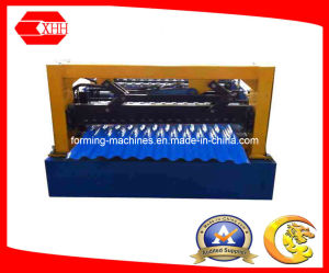 Yx19-76.2-762/838 Metal Corrugate Roofing Machine pictures & photos