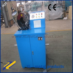 CE Energy-Saving Hydraulic Hose Crimping Machine pictures & photos