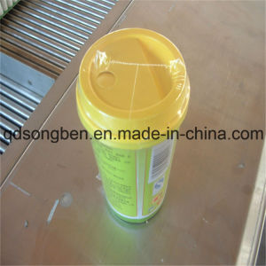 Milk Tea Packing Machine with Feeder pictures & photos