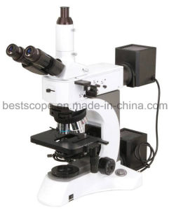 Bestscope Bs-6022trf Laboratory Metallurgical Microscope pictures & photos