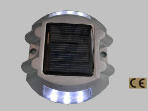 Solar White Reflective Road Stud pictures & photos