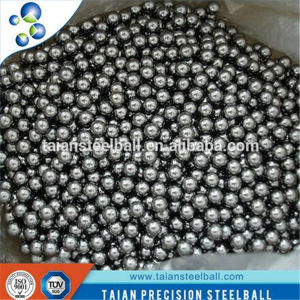 AISI304 316 G100 G200 Nail Polish Stainless Steel Ball pictures & photos