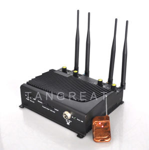4 Band Mobile Phone Signal Jammer TG-4CA with Remote Control pictures & photos