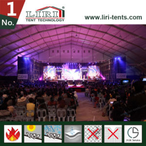 5000 People High Quality Polygon Marquee Tent for Concert pictures & photos
