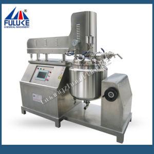 Hot Sale 5-5000L Cream Vacuum Emulsifying Mixer pictures & photos