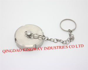 Stainless Steel Sanitary Blind Nut with Chain pictures & photos