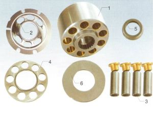 Cat 933b 944b Swing Motor Rotary Parts pictures & photos