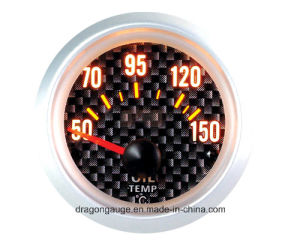 "2"" (52mm) Auto 7 Color LED Gauge pictures & photos"