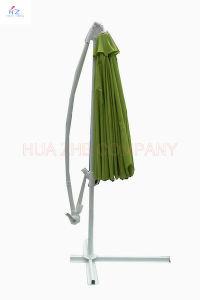 Hz-Um61 300-24-48mm Fiber Glass Hanging Umbrella 10ft Fiber Glass Parasol with Crank-Garden Parasol Banana Umbrella Outdoor Umbrella Garden Umbrella pictures & photos