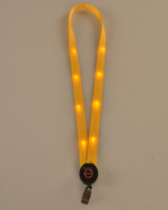 Strongly Recommend The Latest LED Second Generation ID Card Lanyard pictures & photos