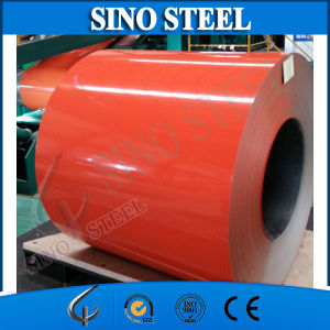 PPGI Color Coated Steel Coil Prepainted Galvanized Steel Coil pictures & photos