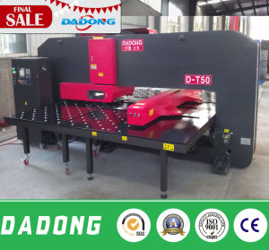 D-T30 Sheet Metal Mechanical CNC Turret Punching Machine Price From Factory pictures & photos