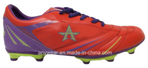 Men′s Soccer Football Boots with TPU Outsole Shoes (815-3532) pictures & photos