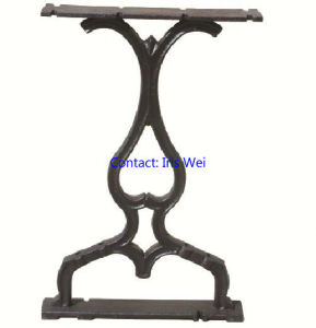 Cast Iron Table Leg (BC. B-A7-2) pictures & photos