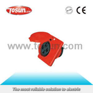 Waterproof Industrial Plug and Socket pictures & photos