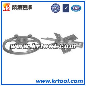 Customized Precision Die Casting of Fan Blade Part pictures & photos