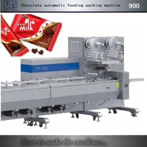 Chocolate Horizontal Flow Packing Machine pictures & photos