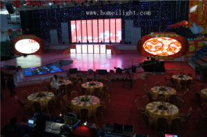 RGBW Full Color LED Stage Light pictures & photos