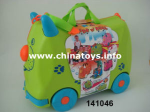New Plastic Animal Cartoon Luggage for Children Toy (141050) pictures & photos