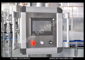 High Quality Automatic Juice Filling Machine 3-in-1 pictures & photos