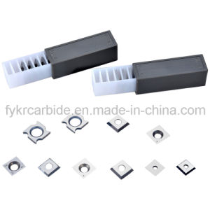 Cemented Tungsten Solid Carbide Insert for Cutting Tools