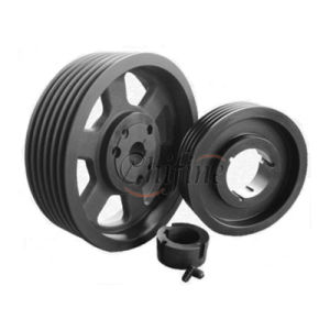 High Quality Aluminum Cast Iron & Steel Timing Belt Pulley pictures & photos