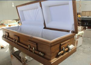Modern Wooden Coffins & Casket pictures & photos