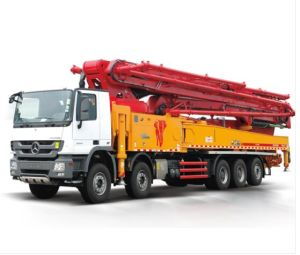 High Quality 62m Concrete Pump Truck